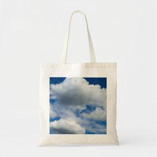 Cloud Vista Tote Bag
