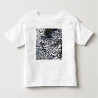 Cloud vortices off Cheju Do, South Korea 2 Toddler T-Shirt