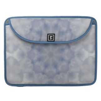 Cloudburst Mandala Macbook Pro Rickshaw Sleeve