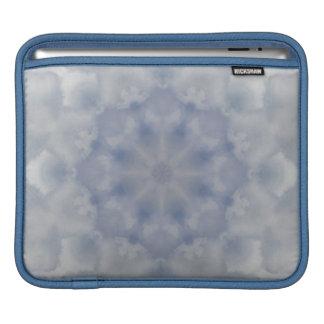 Cloudburst Mandala Rickshaw iPad Sleeve