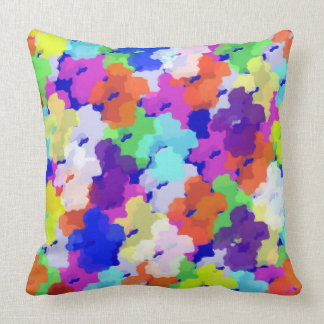 Clouded By Confusion, Large Throw Cushion. Cushion