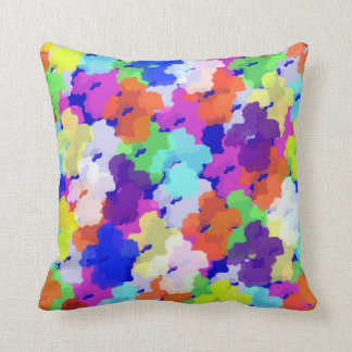 Clouded By Confusion, Throw Cushion. Cushion
