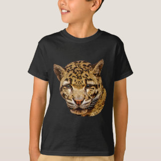 Clouded Leopard Kids T-Shirt