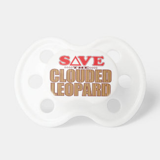 Clouded Leopard Save Dummy