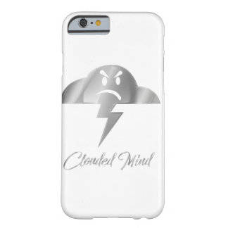 clouded mind glue iphone barely there iPhone 6 case