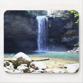 Cloudland Canyon Waterfall Mousepad