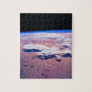 Clouds Above Earth Jigsaw Puzzle