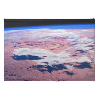 Clouds Above Earth Placemat