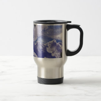 Clouds After the Rain Stainless Steel Travel Mug