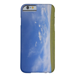 Clouds and Lawn, Tuscany, Italy Barely There iPhone 6 Case