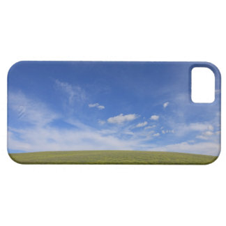 Clouds and Lawn, Tuscany, Italy iPhone 5 Case