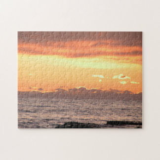 Clouds are burning jigsaw puzzle