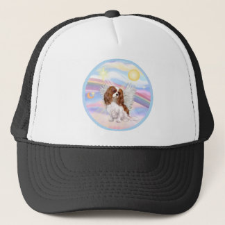 Clouds - Blenheim Cavalier Angel Trucker Hat