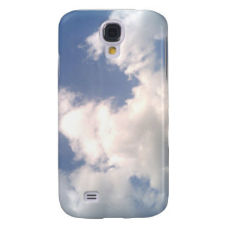 Clouds Galaxy S4 Cover