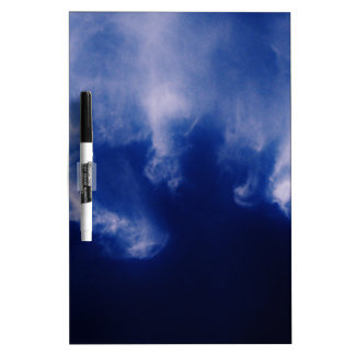 Clouds Dry Erase Board