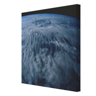 Clouds from Space 2 Canvas Prints