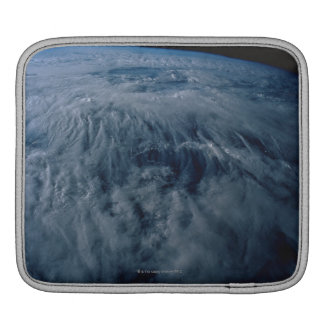 Clouds from Space 2 iPad Sleeve