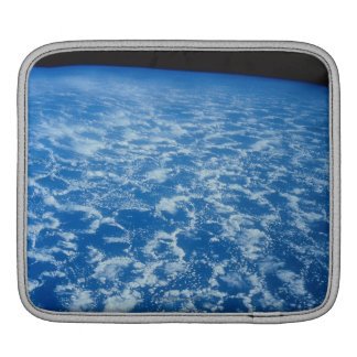 Clouds from Space iPad Sleeve