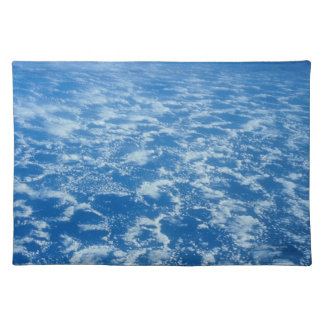 Clouds from Space Placemat