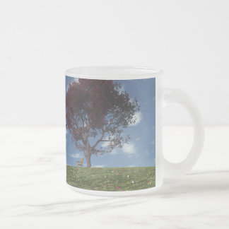 Clouds Go Sailing By Mug