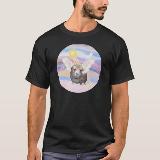 Clouds - Guinea Pig Angel (#2) T-Shirt