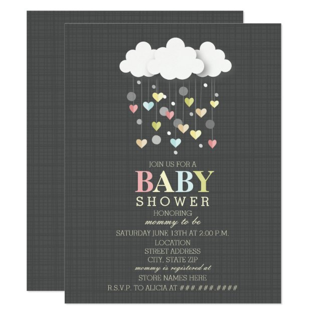 baby shower invitations  announcements  zazzle uk, Baby shower
