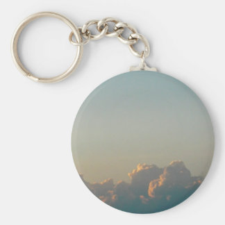 clouds in romania key ring