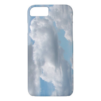 Clouds in the Blue Sky iPhone 8/7 Case