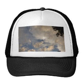 Clouds in the Sky Cap