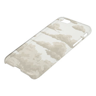 clouds in the sky in vintag iPhone 8/7 case