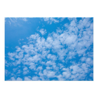 Clouds Personalized Invitation