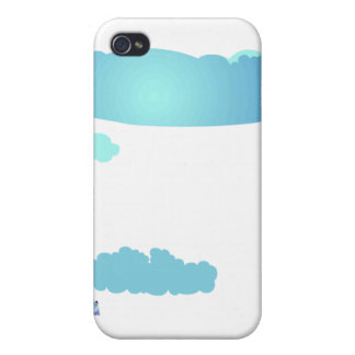 Clouds Cover For iPhone 4