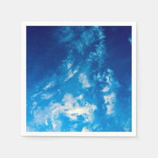 Clouds napkins disposable napkin