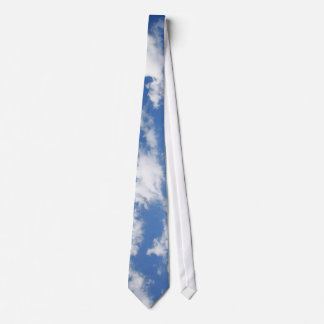 Clouds Necktie