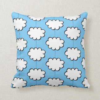Clouds on Strings Cushion