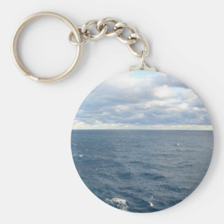 Clouds Over Bermuda keychain