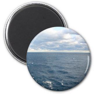 Clouds Over Bermuda magnet