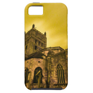 Clouds over Church iPhone 5 Cover