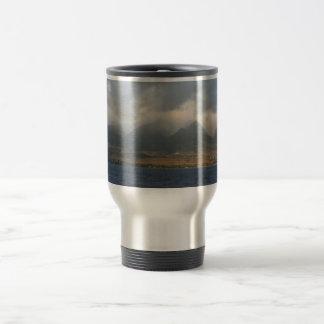 Clouds Over Maui Coffee Mug