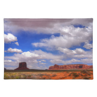 Clouds over Monument Valley, UT Placemat