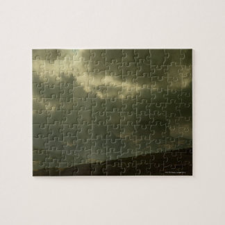 Clouds over Mountains Jigsaw Puzzle