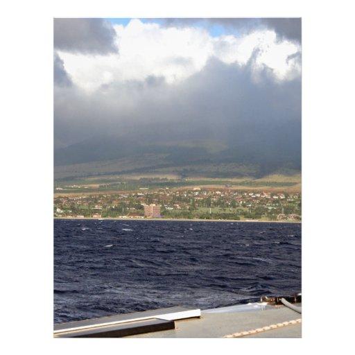 Clouds over Ocean Flyers