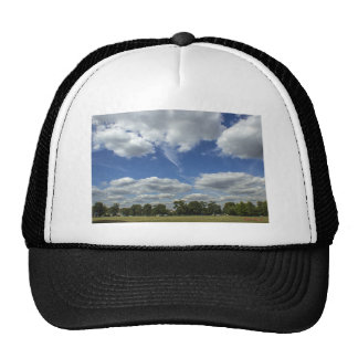 Clouds over Springfield Cap