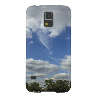 Clouds over Springfield Galaxy S5 Covers
