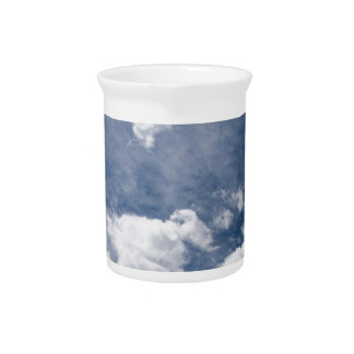 Clouds Drink Pitchers