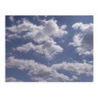 """Clouds"" Postcard"