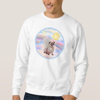 Clouds - Pug Angel (#2) Sweatshirt
