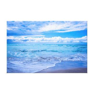 Clouds | Sky | Sea | Ocean Canvas Print