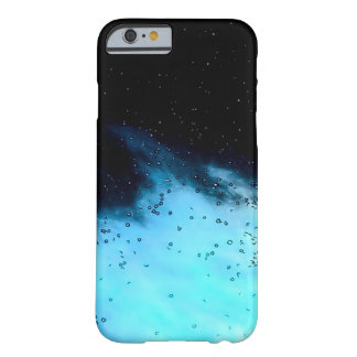 Clouds & Stars Watercolor Effect iPhone 6 Case
