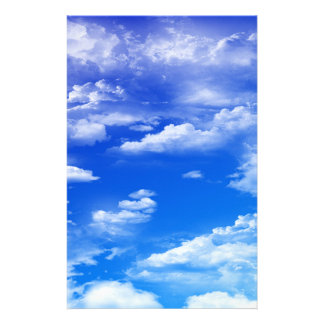 Clouds Stationery